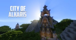 City Of Alkaris - PMC contest map Minecraft Project