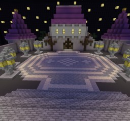 Beast's Castle [Kingdom Hearts Version] Minecraft Project