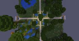 Спавн для Сервера Minecraft 1.7.10