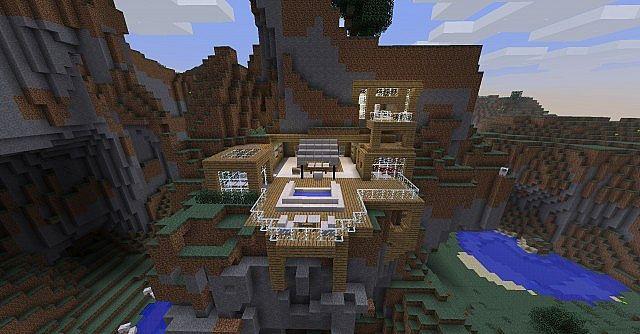 Minecraft Man Cave Ideas : Minecraft quot man cave project