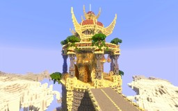 The Tower of Babel - Head Into the Clouds Contest Entry Minecraft