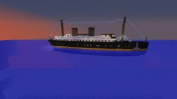 The Sequoyah, a small ocean liner (FULL INTERIOR) -Re Uploaded!- Minecraft Map & Project