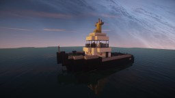 Tugboat Minecraft Project