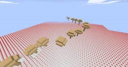 mushroom sprint parkour Minecraft Map & Project