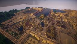 Desert Village Minecraft