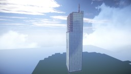 Republic Tower Minecraft Project