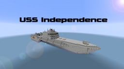USS Independence Minecraft