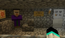 Witch Escape Minecraft Map & Project