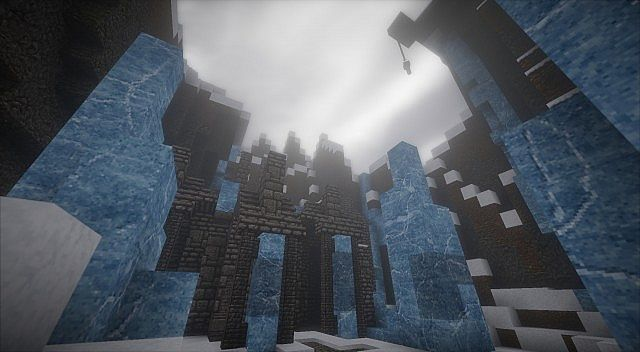 The ice dungeon