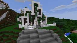 Living³ - A Modern Home Minecraft Map & Project