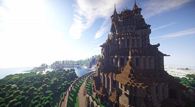 Logos a middle ages kingdoms map project minecraft project central castle sciox Choice Image