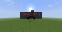 Minecraft Cinema Minecraft Map & Project