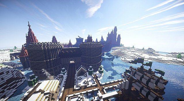 Quakervolk docks