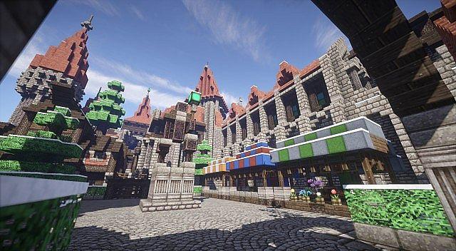 Quakervolk market