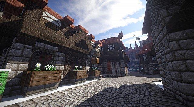 Quakervolk streets