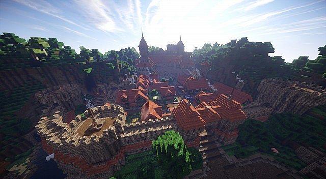 Gonzoheim castle