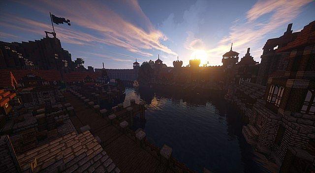 Gonzoheim docks