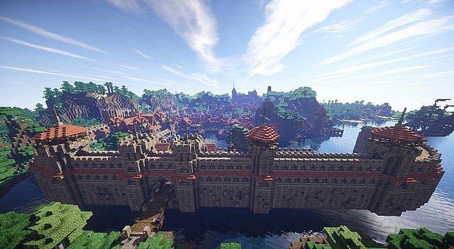 Gonzoheim city