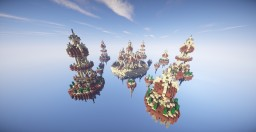 El Condor - Desert Themed SkyWars Map Minecraft Map & Project