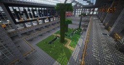 Shopping Mall Minecraft Project