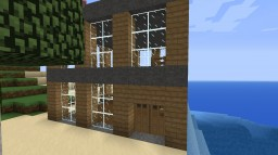 Riko's LittleBeachHouse Minecraft Map & Project