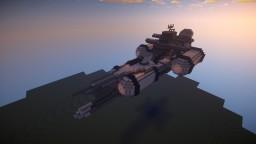 S.S Ozymandias Minecraft