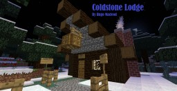Coldstone Lodge Minecraft Map & Project