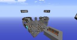 SkyBlock Server Spawn - SquareSky Old Spawn Minecraft