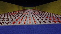 """""""Oncoming Redstone"""" Mini Game Minecraft Map & Project"""