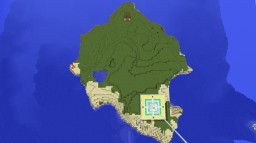 Island Survival Games Minecraft Map & Project