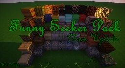 Funny Seeker Pack New 0.3 Update Minecraft Texture Pack