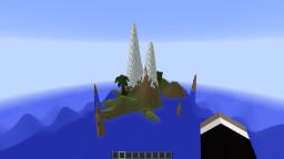 {Giant Island 2} Minecraft Map & Project
