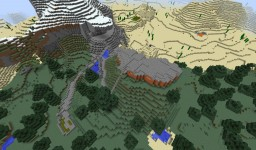 Great survival world - a quick starting point for survival Minecraft Map & Project