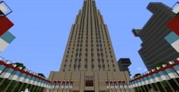 Rockefeller: Blibbefeller Minecraft Project