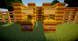 Epic Corn Maze! V1.0 Minecraft Map & Project