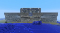 CCF Center Minecraft Map & Project