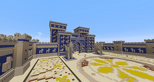 Gates of Babylon - map by Roi Louis