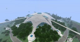 The Venus Project Center Minecraft Map & Project