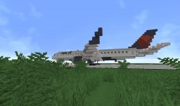 [Airplane] Boeing 757-200 (752) Minecraft Project