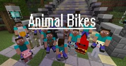 Animal Bikes Minecraft Mod