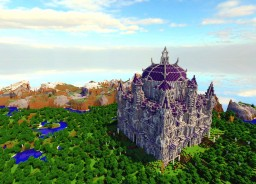 Palatio Minecraft Map & Project