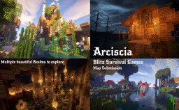 Arciscia - Hypixel Blitz Survival Games Map Submission Minecraft
