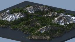 Gerris - Realism (Custom Terrain) Minecraft Map & Project
