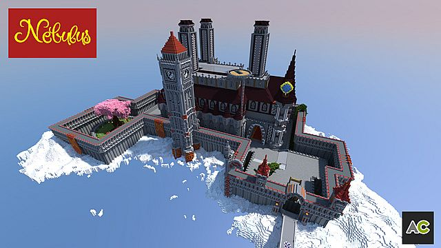 The Giants Castle render