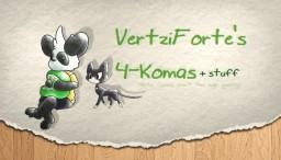 VertziForte's 4-komas and stuff Minecraft Blog