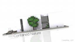 Contained Nature Minecraft Map & Project