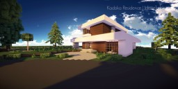 Kadoka Residence | InfiniteTurbine Minecraft Map & Project