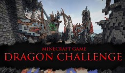 Dragon Challenge (V.14w21b) | GAME MAP Minecraft Map & Project