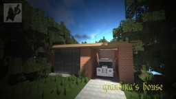 Grandma's House Minecraft Project