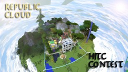 Republic Cloud (Made For Contest) Minecraft Map & Project